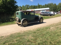 fair old car