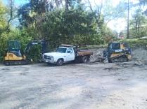 pullman excavating